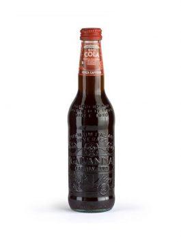 Cola fără cofeină BIO Galvanina 355ml