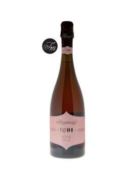 Spumant rose' brut Terramossa N° 01 750ml