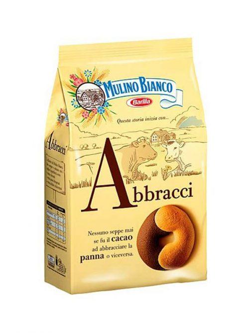 Biscuiți Abbracci Mulino Bianco 700g-0