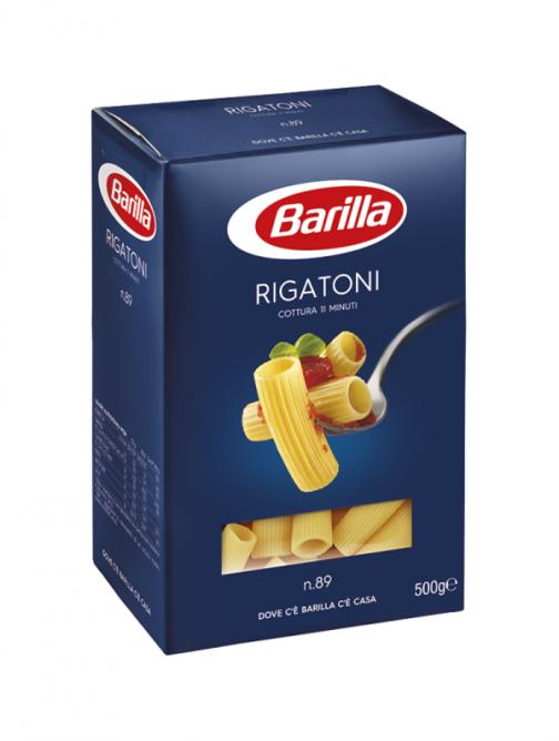 Rigatoni Barilla n.89 500g-0