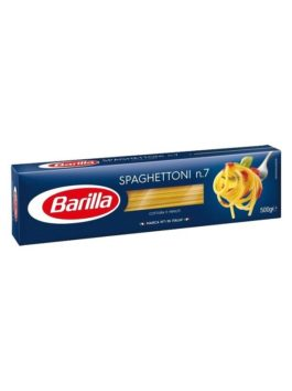 Spaghettoni Barilla n.7 500g