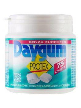 Gumă de mestecat Daygum Protex 75 pastile 104g