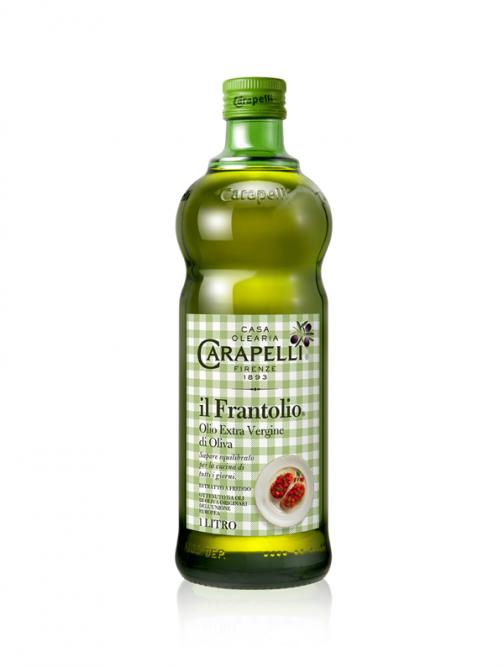 Ulei de măsline extravirgin Frantolio Carapelli 1L-0
