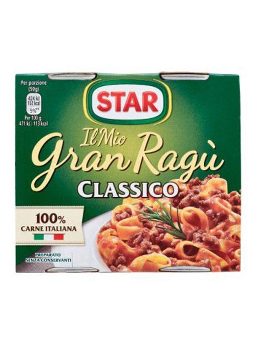 Gran Ragu Classico Star 2 x 180g-0