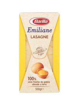 Lasagne cu ou Barilla 500g