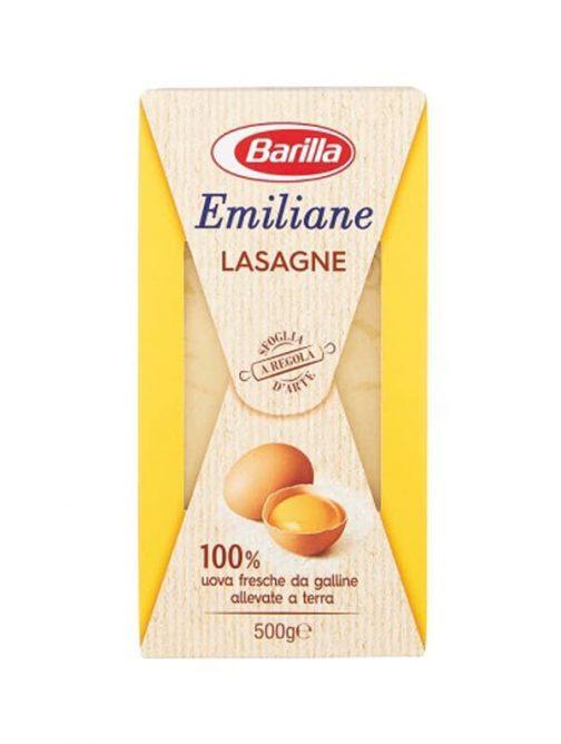 Lasagne cu ou Barilla 500g-0