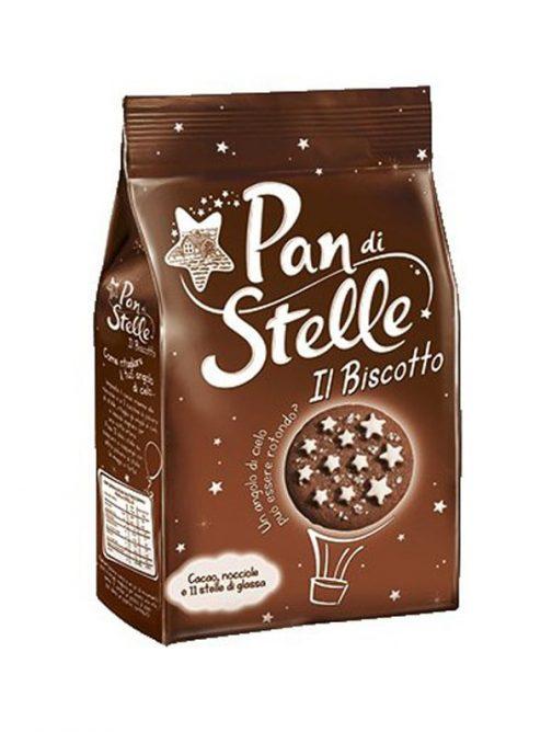 Biscuiți Pan di stelle Mulino Bianco 350g-0