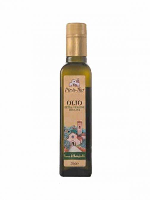 Ulei de măsline extravirgin Pieve Tho 250ml-0