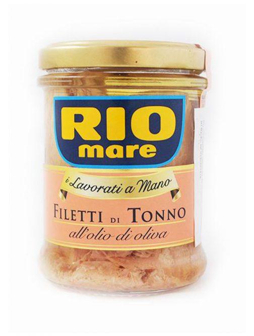 Ton file în ulei de măsline Rio Mare 180g-0