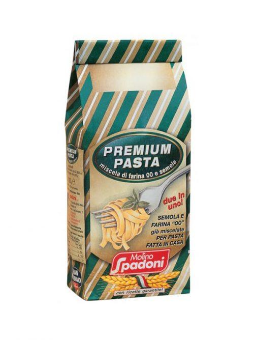 Făină premium pentru paste Molino Spadoni 1kg-0