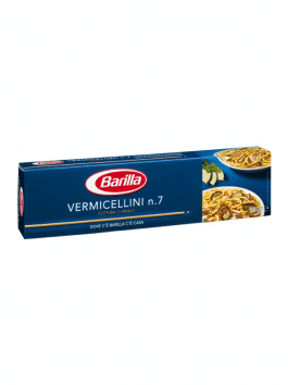Vermicellini Barilla n.7 500g