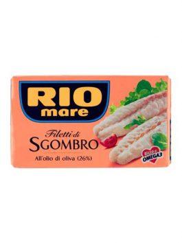 Macrou Rio Mare 125g