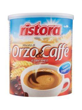Băutură pe bază de orz și cafea Ristora 125g