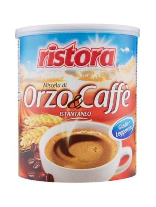 Băutură pe bază de orz și cafea Ristora