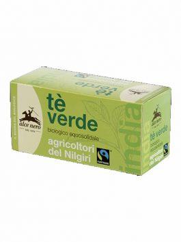 Ceai verde bio Alce Nero 20 pliculețe