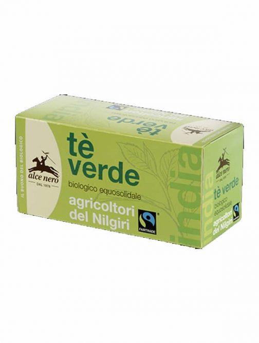Ceai verde bio Alce Nero
