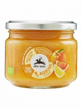 Gem de citrice bio Alce Nero 270g