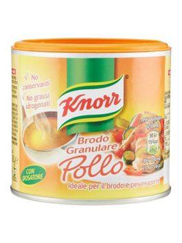 Knorr granule de pui pentru supe 150g