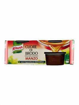 Bază supă de văcuță Knorr 4x28g