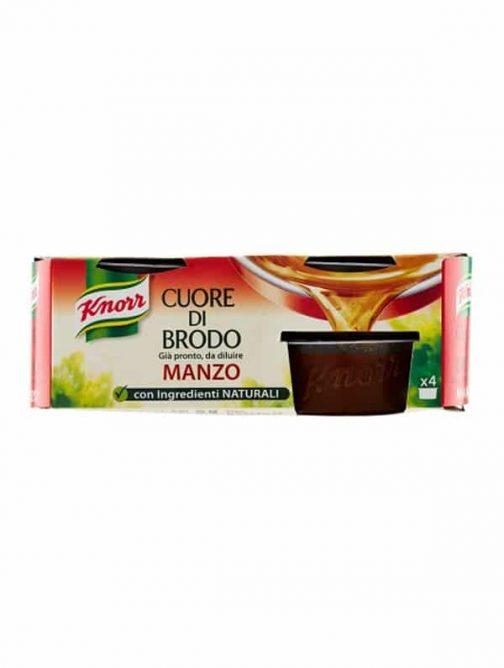 Knorr de văcuță