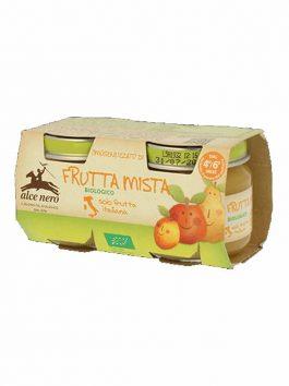 Pastă de fructe bio Alce Nero 160g