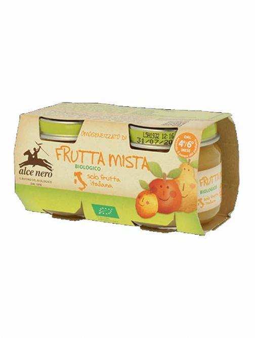 Pastă de fructe bio Alce Nero