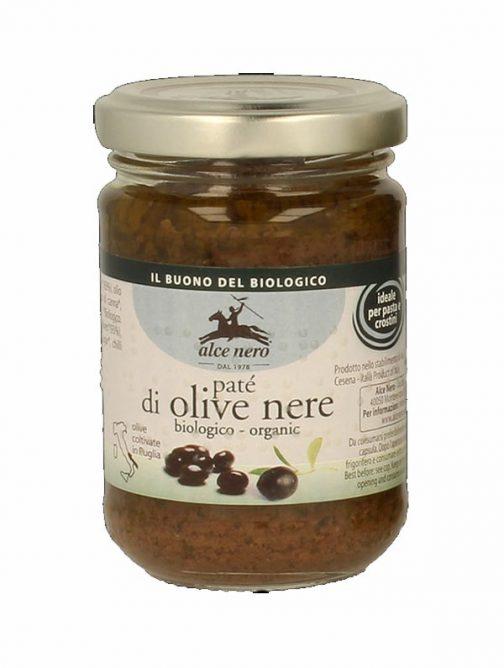 Pate de măsline bio Alce Nero