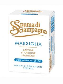 Săpun Marsiglia Spuma di Sciampagna 150g