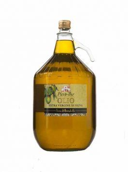 Ulei de măsline extravirgin Pieve Tho 5L