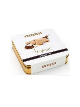 Napolitane cu cremă de cacao Babbi 190g