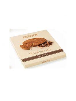 Prăjitură pentru cafea cu gianduia Babbi 330g