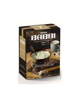 Ciocolată albă Babbi 150g