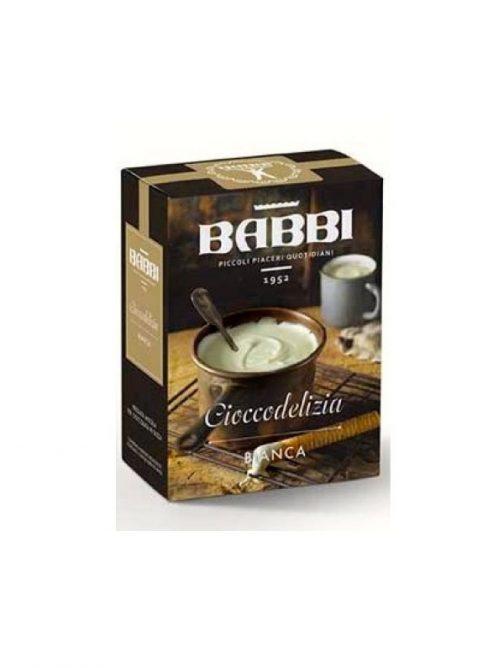 Ciocolată albă Babbi
