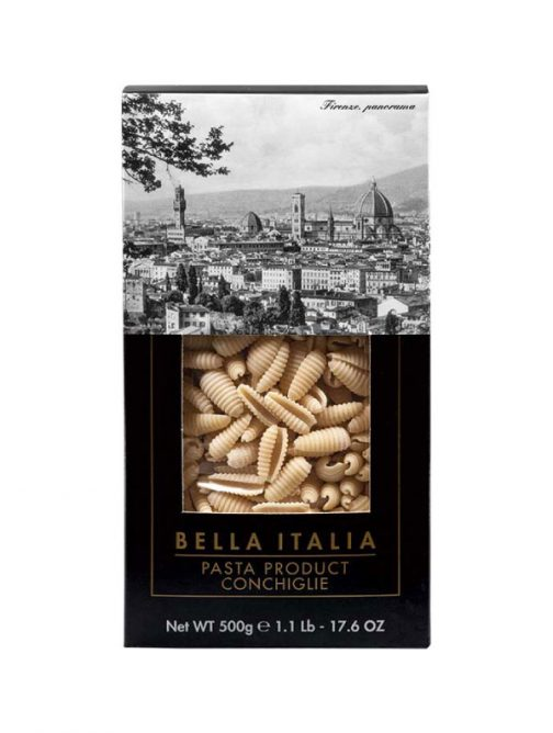 Conchiglie 500gr cutie Bella Italia