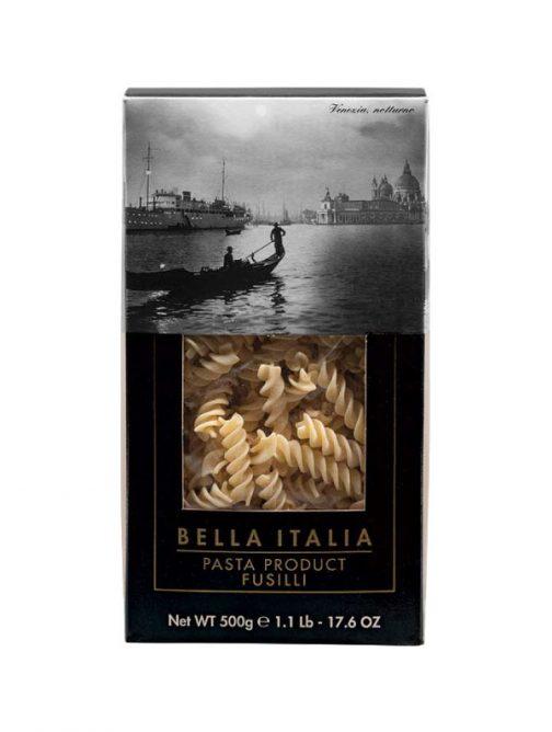 Fusilli 500gr cutie Bella Italia