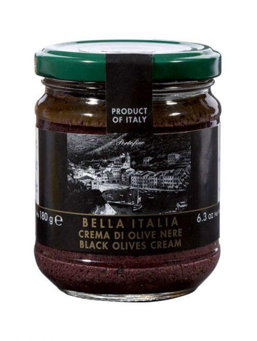 Pate olive nere 180gr