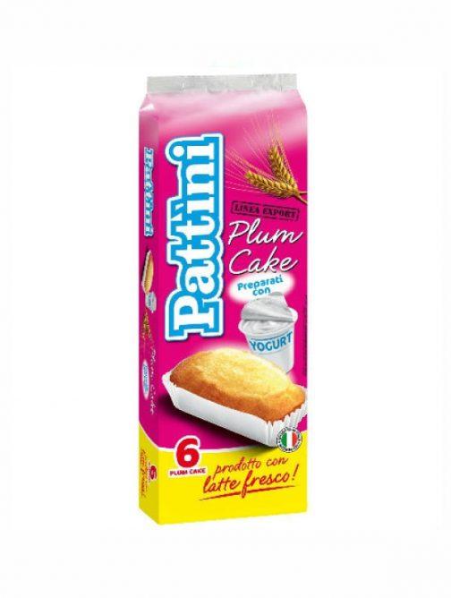 Prăjitură cu iaurt Pattini