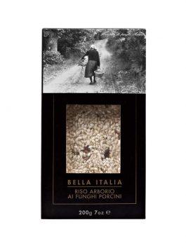 Orez cu hribe Bella Italia 200g