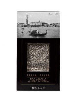 Orez cu cerneală de sepie Bella Italia 200g