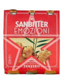 Sanbitter cu aromă de ghimbir 3x200ml