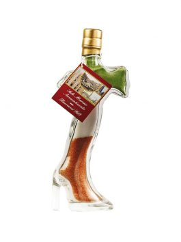Sare Tricolor 220g sticlă Italia