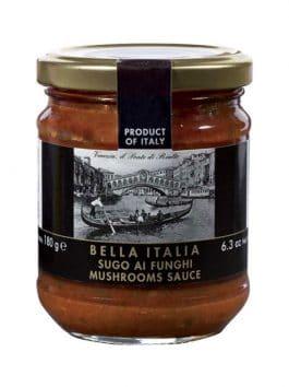 Sos cu ciuperci Bella Italia 180g