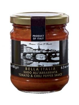 Sos all'arrabbiata Bella Italia 180g