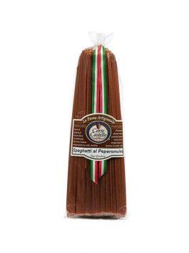 Spaghete al peperoncino Corte Castello 500g
