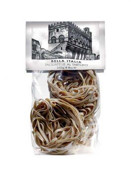 Tagliatelle cu trufe etichetă Bella Italia 250g