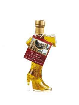 Ulei de măsline Aglio e Peperoncino (bruschetta) 100ml sticlă Italia