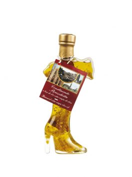 Ulei de măsline Aglio e Peperoncino (bruschetta) 200ml sticlă Italia