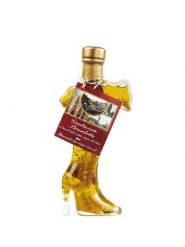 Ulei de măsline Aglio e Peperoncino (bruschetta) 40ml sticlă Italia