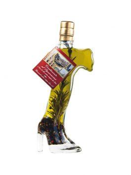 Ulei de măsline extravirgin Pepe e Rosmarino (arrosti) 100ml sticlă Italia
