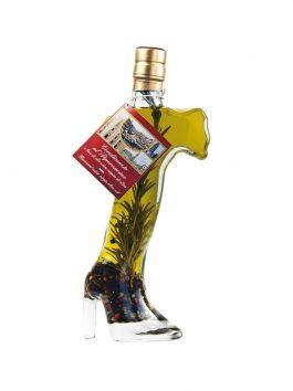 Ulei de măsline extravirgin Pepe e Rosmarino (arrosti) 200ml sticlă Italia